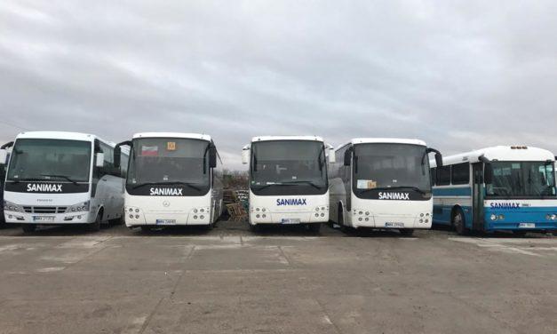 Autobusy firmy Sanimax już wożą pasażerów
