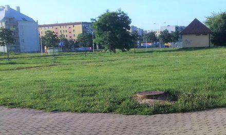 Ciechanów: Ratusz ogłosił kolejny przetarg na budowę placu zabaw i siłowni na os. Księcia Konrada