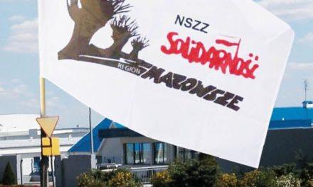 Pracownicy firmy Sofidel odejdą od maszyn i będą strajkować