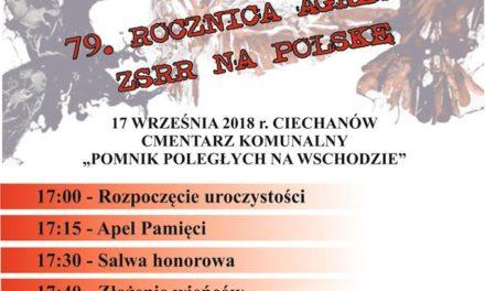 79 lat temu Armia Czerwona zaatakowała Polskę