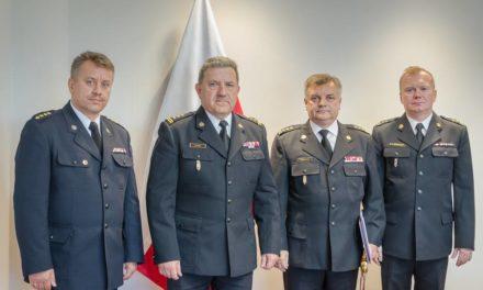 Zmiana na stanowisku komendanta KP PSP w Ciechanowie