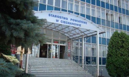 W Starostwie Powiatowym odbyło się spotkanie sztabu kryzysowego w sprawie koronawirusa SARS-CoV-2