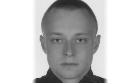 Policja poszukuje zaginionego 23-letniego mieszkańca Ciechanowa