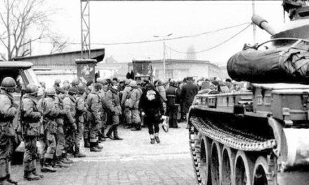 Dzisiaj mija 37. rocznica wprowadzenia stanu wojennego