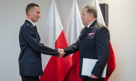 Nowy zastępcy komendanta powiatowego PSP w Ciechanowie