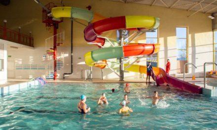 Ciechanów: Nowa zjeżdżalnia na krytej pływalni już czynna