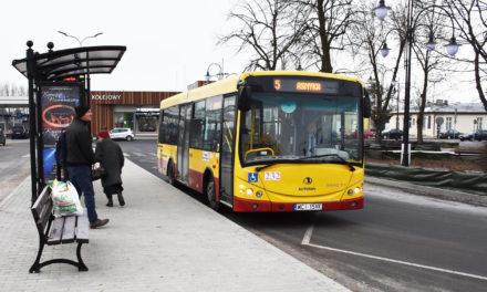 Autobusy w Sylwestra i Nowy Rok