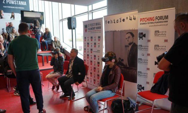Jacek Rozenek zaprezentuje filmy w technologii VR!