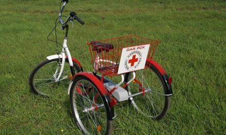 Ciechanów: Pierwsza w mieście wypożyczalnia rowerów dla osób niepełnosprawnych