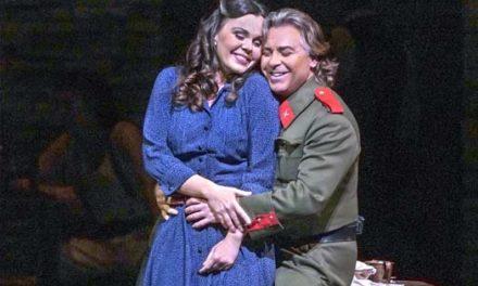 """The Metropolitan Opera w Nowym Jorku w Małym Kinie """"Łydynia"""""""