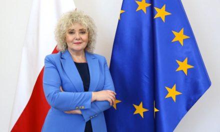 Jaka będzie Europa? – rozmowa z Panią Marią Koc, wicemarszałek Senatu RP, kandydatką do Parlamentu Europejskiego, nr 2 na liście Prawa i Sprawiedliwości na Mazowszu
