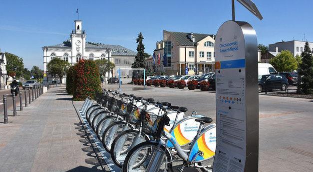 Gdzie są rowery miejskie?