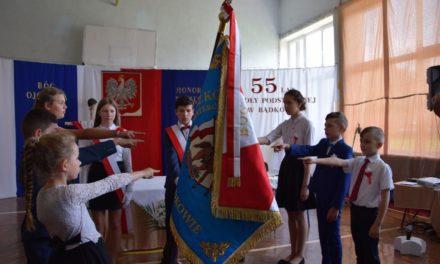 Na 55-lecie nowy patron i sztandar