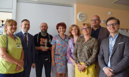 Ponad 80 urządzeń za blisko 2,5 mln zł dla ciechanowskiego szpitala