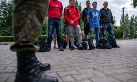 """""""Wakacje w WOT"""" ściągnęły młodzież z całego Północnego Mazowsza"""