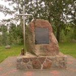 Pamiątkowe tablice na 100-lecie Bitwy pod Sarnową Górą