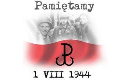 Dziś 75. rocznica wybuchu Powstania Warszawskiego