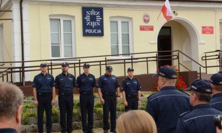 Posterunek policji w Regiminie już czynny