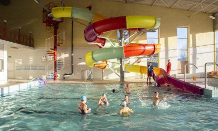 Ciechanów: Trwają zapisy na bezpłatną naukę pływania dla dzieci