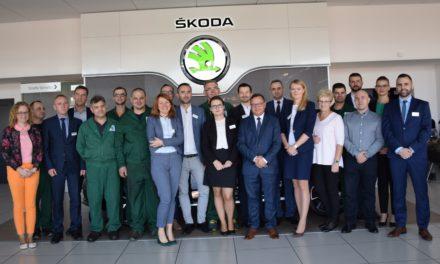 Komfort i najwyższy standard obsługi klientów Rozmowa z Tomaszem Goryszewskim wiceprezesem Jarzyński Auto-Serwis w Ciechanowie