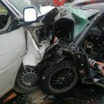 """Uwaga kierowcy! Wypadek w miejscowości Kraszewo. """"50"""" zablokowana"""