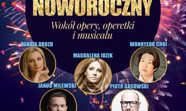 Ciechanów: W niedzielę Koncert Noworoczny