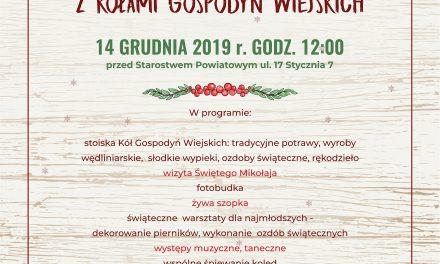 W sobotę Powiatowy Jarmark Bożonarodzeniowy