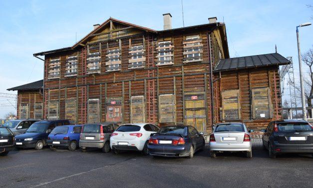 Gąsocin: Zabytkowy dworzec kolejowy dostanie drugie życie
