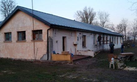 Dreglin: Schronisko MONAR ma nowy dach