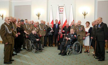 Odznaczone w Narodowy Dzień Pamięci Żołnierzy Wyklętych