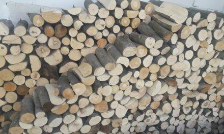 Od 1 kwietnia drożej za drewno opałowe