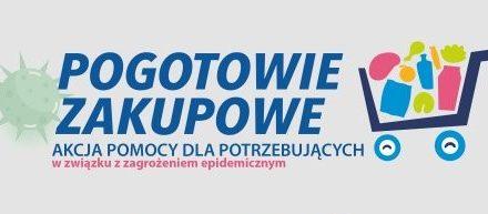 """Ciechanów: W poniedziałek startuje """"Pogotowie zakupowe"""""""