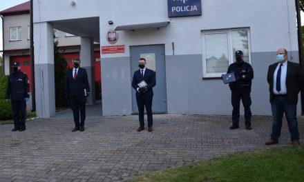 Policja powróciła do Sońska