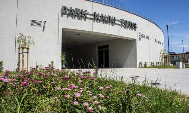 Od dziś Park Nauki Torus ponownie otwarty