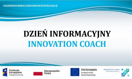 Dni informacyjne dla przedsiębiorców-innowatorów. Już trwają zapisy na cykl webinariów w dniach 12-14 maja!