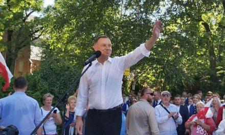 Andrzej Duda zwycięzcą I tury wyborów prezydenckich!