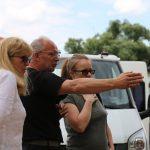 Pułtusk: IPN na dziedzińcu Komendy Powiatowej Policji w Pułtusku