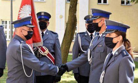 Ciechanowskie Święto Policji inne, ale nie mniej uroczyste
