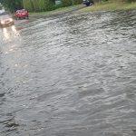 Ciechanów: Mieszkańcy ul. Bony wciąż z obawą patrzą w niebo