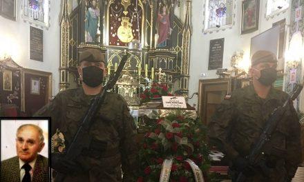 Zmarł żołnierz Narodowego Zjednoczenia Wojskowego. Jeden z ostatnich na naszym terenie