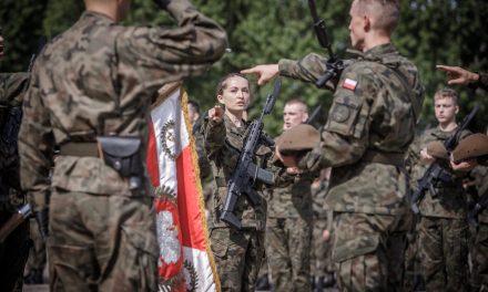60 nowych terytorialsów w szeregach 5 Mazowieckiej Brygady OT (zdjęcia)