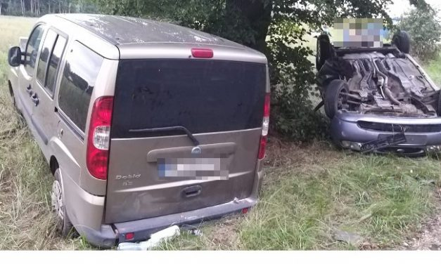 Groźny wypadek w Sońsku