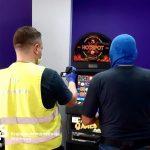 Ciechanów: Nielegalne automaty zatrzymane przez KAS i Policję