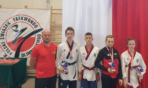 Warszawska Olimpiada Młodzieży w Taekwondo Olimpijskim