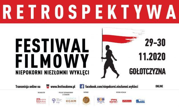 Retrospektywa Festiwalu Filmowego NNW zawita do Gołotczyzny