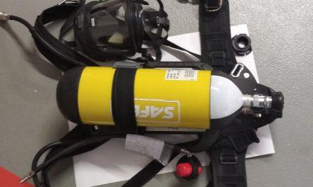 Nowy sprzęt dla ciechanowskich strażaków