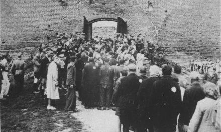 Wirtualny Marsz Pamięci w 78. Rocznicę Likwidacji Getta w Ciechanowie