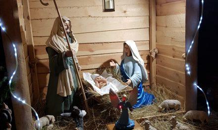 Szopki bożonarodzeniowe w naszych parafiach