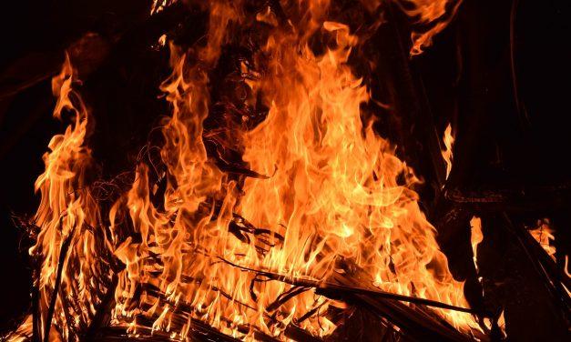 Ciechanów: Tragiczny finał pożaru. Zginął 70-latek