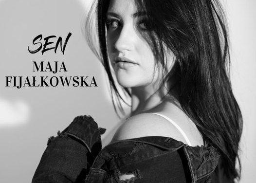 Ukazał się debiutancki singiel Mai Fijałkowskiej